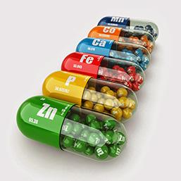 Обязательное условие при экземе — прием витаминов и минеральных комплексов