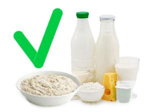 Продукты, рекомендованные при дерматите