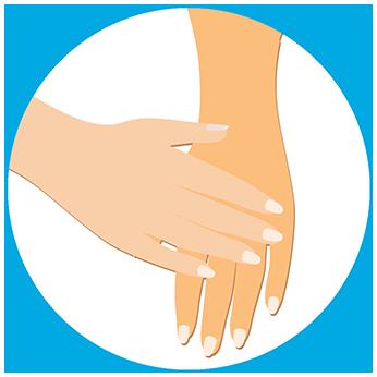 Cухая кожа рук