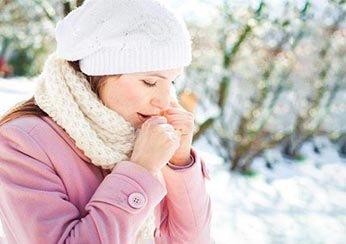 Причины появления дерматита: длительное нахождение при низком температурном режиме.